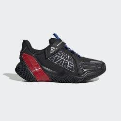 Детские кроссовки 4UTURE RNR StarWars CBLACK|ROY Adidas EF9488 (последний размер)