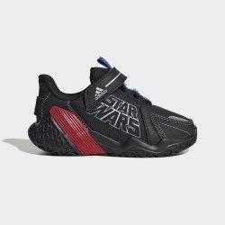 Детские кроссовки 4UTURE RNR StarWars CBLACK|ROY Adidas EF9493
