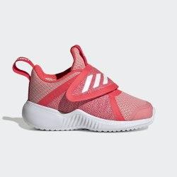 Детские кроссовки для бега FortaRun X CF I GLOPNK|FTW Adidas EF9713