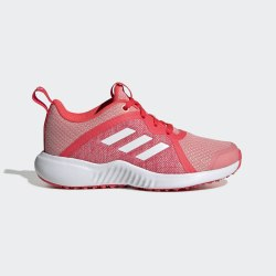 Детские кроссовки для бега FortaRun X K GLOPNK|FTW Adidas EF9716