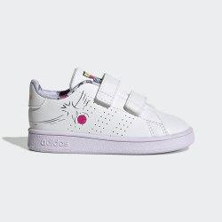 Детские кроссовки ADVANTAGE I FTWWHT|FTW Adidas EG3861