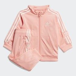 Детский спортивный костюм LOCK UP TS GLOPNK|WHI Adidas FM5600