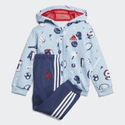 Детский спортивный костюм I GR FZHD J FT CLESKY|TEC Adidas FM6366