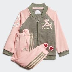 Детский спортивный костюм I COLL TS FT LEGGRN|GLO Adidas FM6406