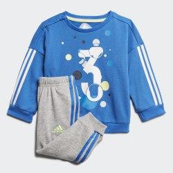 Детский спортивный костюм I SUM JOGG FT BLUE|WHITE Adidas FM6408