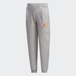 Детские брюки LG ST FT PN MGREYH Adidas FN0923