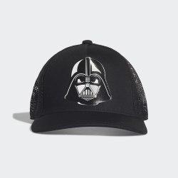 Детская кепка SW CAP BLACK|BLAC Adidas FN0977