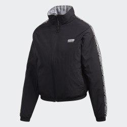 Женская двухсторонняя куртка REV JACKET BLACK|CRYW Adidas FQ2411