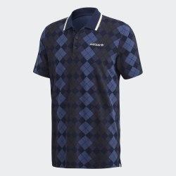Мужская футболка поло ARGYLE PIQUE NINDIG Adidas FM3361