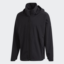 Мужская куртка дождевик URBAN RAIN.RDY BLACK Adidas FI0569