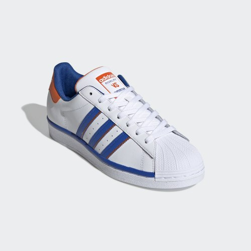 Мужские кроссовки SUPERSTAR FTWWHT|BLU Adidas Superstar FV2807