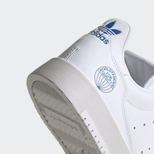 Кроссовки унисекс SUPERCOURT FTWWHT|FTW Adidas EF5887