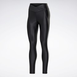 Женские леггинсы SH HighRise Tight-S BLACK Reebok FI6810