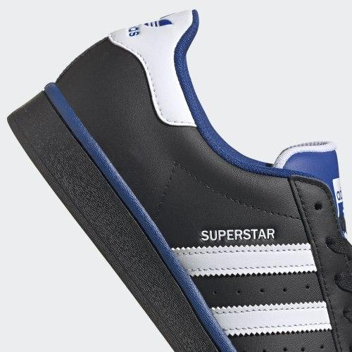 Мужские кроссовки SUPERSTAR CBLACK|FTW Adidas Superstar FV4190