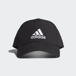 Кепка BBALLCAP LT EMB BLACK|BLAC Adidas FK0898