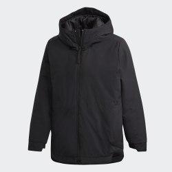 Женская куртка с легким утеплителем W URBAN INSUL J BLACK Adidas FI7147