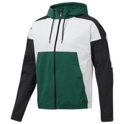 Мужская ветровка MYT Woven Jacket CLOGRN Reebok EC0817