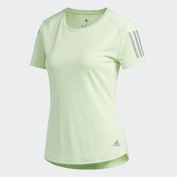 Женская футболка OWN THE RUN TEE GLOGRN Adidas DZ2272 (последний размер)