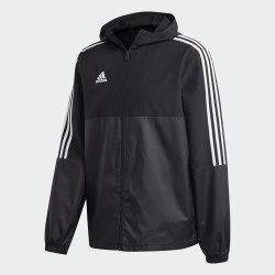 Мужская ветровка TROFEO WIND JKT BLACK|WHIT Adidas FQ6235
