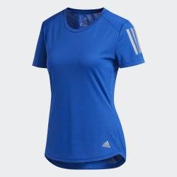Женская футболка OWN THE RUN TEE CROYAL Adidas DZ2265 (последний размер)