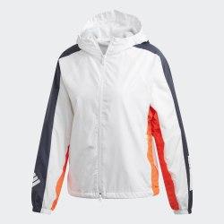 Женская ветровка W adidas W.N.D. WHITE|LEGI Adidas FI6732