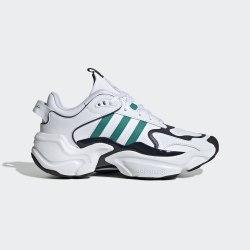 Женские кроссовки MAGMUR RUNNER W FTWWHT GLR Adidas EF5086