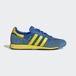 Мужские кроссовки SL 80 GLOBLU YEL Adidas FV4029