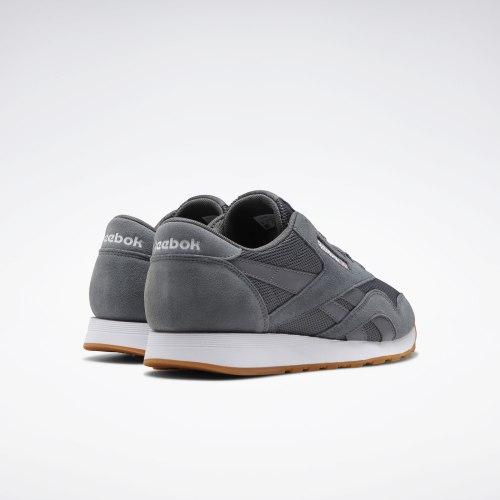 Мужские кроссовки CL NYLON MU CDGRY6|CDG Reebok Classic EF3278