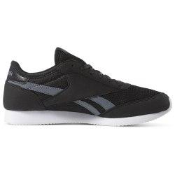 Мужские кроссовки REEBOK ROYAL CL JOG BLACK COLD Reebok Classic CN7393 (последний размер)