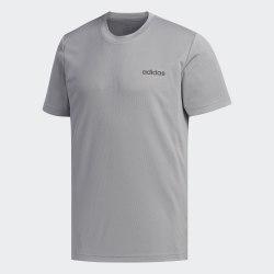 Мужская футболка M D2M PL TEE GRETHR BLA Adidas FL0287