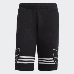 Мужские шорты OUTLINE TRF SH BLACK Adidas ED4696