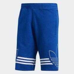 Мужские шорты OUTLINE TRF SH CROYAL|WHI Adidas EJ8791