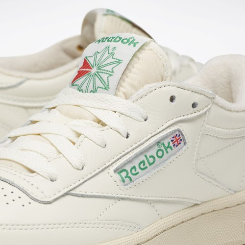 Мужские кроссовки CLUB C 85 VINTAGE CHALK|PPRW Reebok Classic V67899