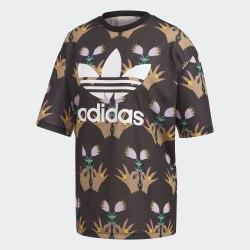 Женская футболка AOP TEE MULTCO Adidas FL4053