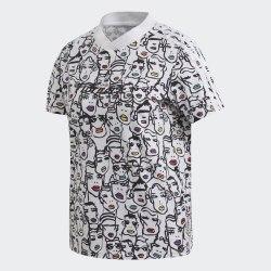 Женская футболка TEE MULTCO Adidas FL4135