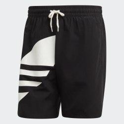 Мужские шорты для плавания BIG TREFOIL SWM BLACK Adidas FM9911