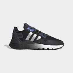 Мужские кроссовки NITE JOGGER CBLACK|SIL Adidas EF5403