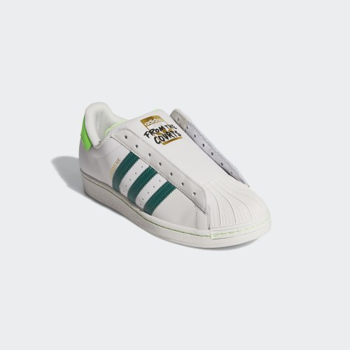 Мужские кроссовки SUPERSTAR LACELESS GREONE CGR Adidas Superstar FV2804
