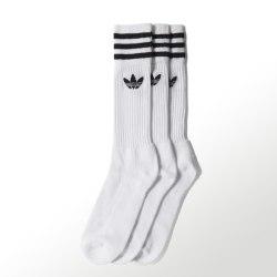 Носки Adidas (3 пары) Solid Adidas S21489