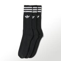 Носки Adidas (3 пары) Solid Adidas S21490