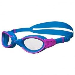 Очки Arena для плавания NIMESIS WOMAN Clear,Blue,Fuchsia Arena 1E194-79