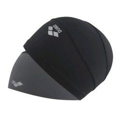 Шапочка Arena д/плавания SMARTCAP black,grey,black Arena 91631-55