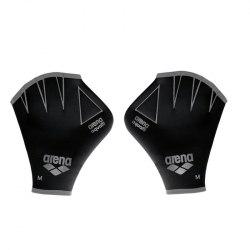 Аква-перчатки Arena AQUAFIT GLOVES 2 black,grey Arena 95187-55