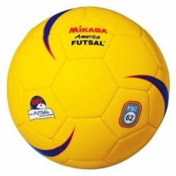 Мяч Mikasa футзальный Mikasa FSC62Yellow
