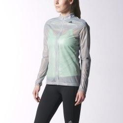 Легкая куртка для бега ST adizero ghost Adidas S23343