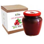 Журавлинна паста LiQberry (банка 550г)