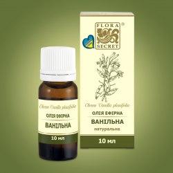 Ефірна олія ванілі Flora Secret