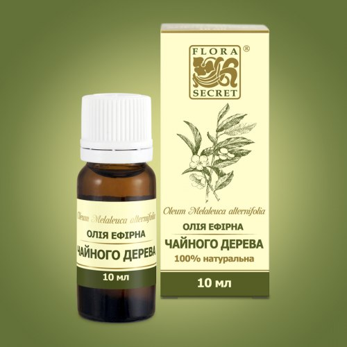 Олія ефірна чайного дерева Flora Secret 25 мл