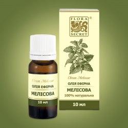 Олія ефірна мелісова Flora Secret 10 мл