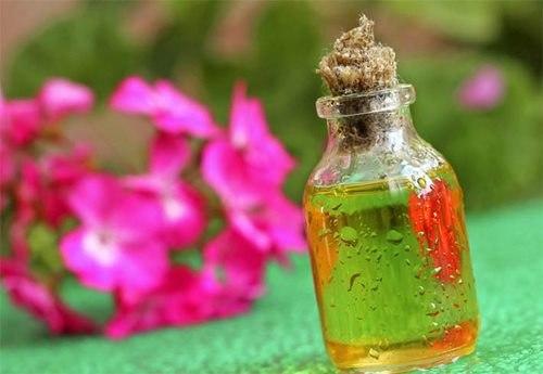 Олія ефірна геранієва Flora Secret 10 мл
